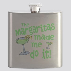 Margaritas made me Flask