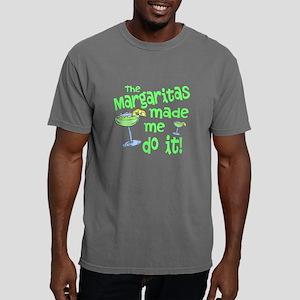 Margaritas made me Mens Comfort Colors Shirt