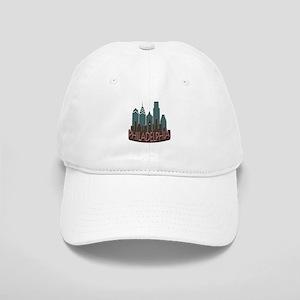 Philly Skyline Newwave Chocolate Cap