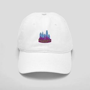 Philly Skyline Newwave Cool Cap