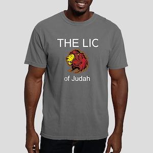 Lion of Judah Mens Comfort Colors Shirt