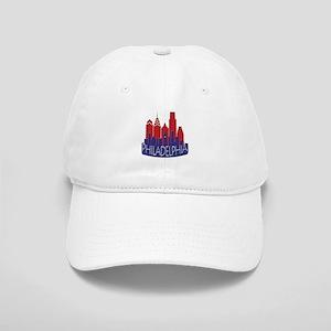 Philly Skyline Newwave Patriot Cap