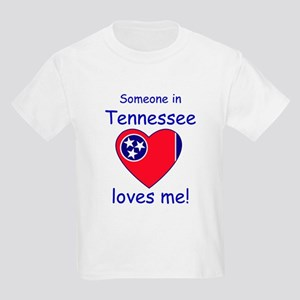Someone in Tennessee Loves Me Kids T-Shirt