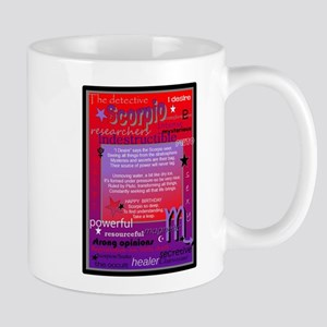 SCORPIO BIRTHDAY Mug