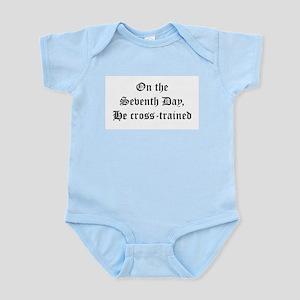 He Cross-Trained Infant Bodysuit