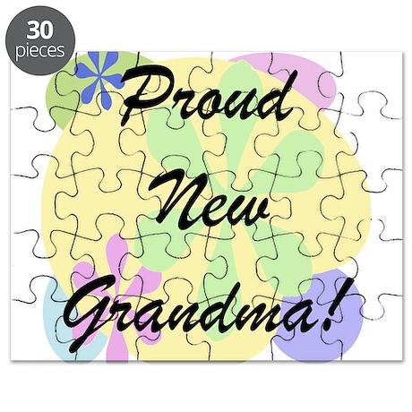 Proud New Grandma Puzzle