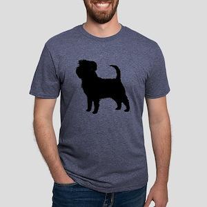 Affenpinscher Mens Tri-blend T-Shirt