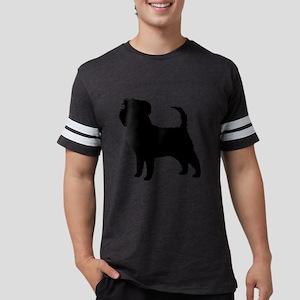 Affenpinscher Mens Football Shirt