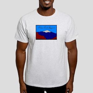 Ash Grey T-Shirt - pikes peak region