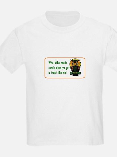 WhoWho Kids T-Shirt