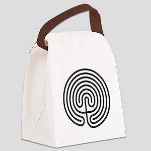 Labyrinth AO Canvas Lunch Bag