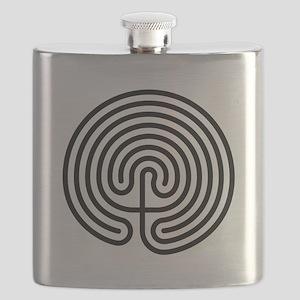 Labyrinth AO Flask