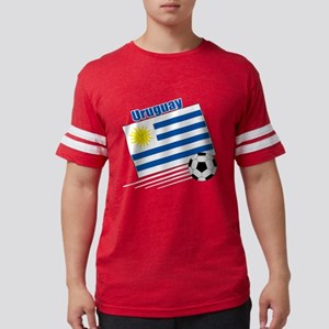 Uruguay Soccer Team Mens Football Shirt