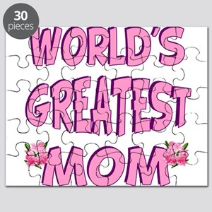 World's Greatest Mom Puzzle