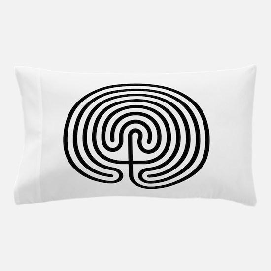 Labyrinth AO Pillow Case