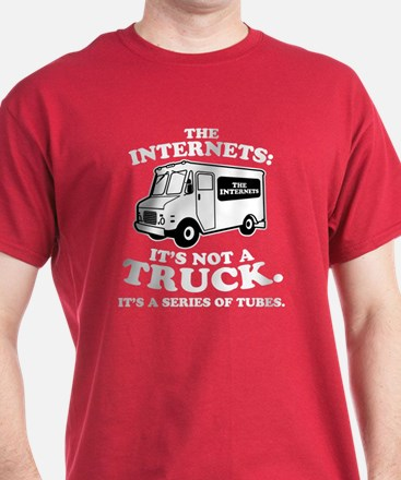 the internets: it's not a tru T-Shirt