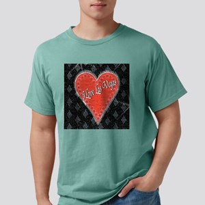 hearts lv love Mens Comfort Colors Shirt