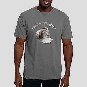 I Shih Tzu Not Mens Comfort Colors Shirt