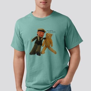 purty_mouth Mens Comfort Colors Shirt