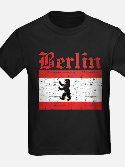 Flag Of Berlin Design T