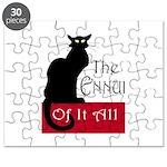The Ennui Cat Puzzle