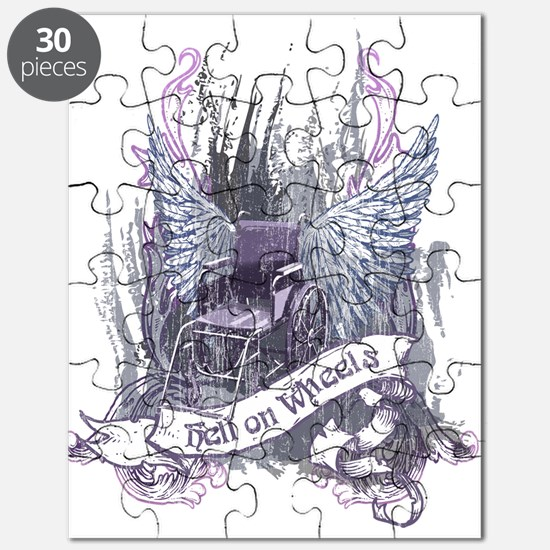 Hell on Wheels Puzzle