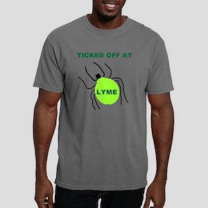 tickedoff Mens Comfort Colors Shirt