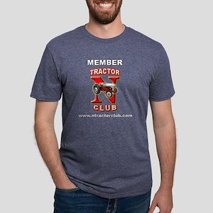 10x10_dark_shirt Mens Tri-blend T-Shirt