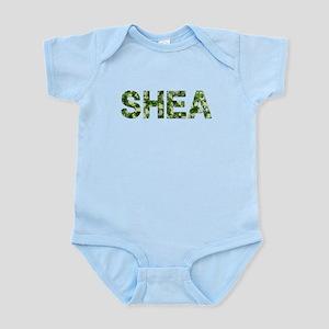 Shea, Vintage Camo, Infant Bodysuit
