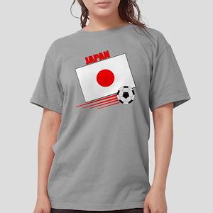japan soccer &ball .pn Womens Comfort Colors Shirt