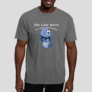 cabobustoPOKER Mens Comfort Colors Shirt