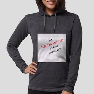 tibetanmastiffhome Womens Hooded Shirt