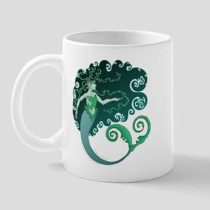 Winter Mermaid Mug