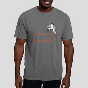 Wrentits T-Shirt Mens Comfort Colors Shirt