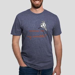 Wrentits T-Shirt Mens Tri-blend T-Shirt