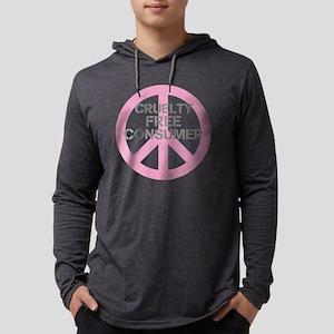 Organic Cruelty Free Vintage Wom Mens Hooded Shirt