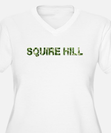 Squire Hill, Vintage Camo, T-Shirt