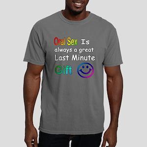 oral gift 02 Mens Comfort Colors Shirt