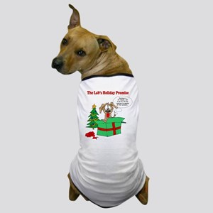 Lab Holiday Promise #1 Dog T-Shirt