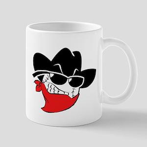 Rebel Baseball Mug