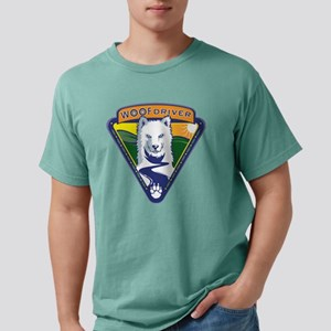 WoofDriverLogoShirt Mens Comfort Colors Shirt