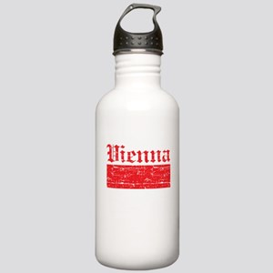 Flag Of Vienna Design Stainless Water Bottle 1.0L