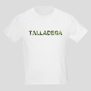 Talladega, Vintage Camo, Kids Light T-Shirt