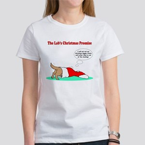 Lab Holiday Promise #2 Women's T-Shirt