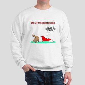 Lab Holiday Promise #2 Sweatshirt