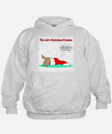 Lab Holiday Promise #2 Hoodie