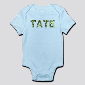 Tate, Vintage Camo, Infant Bodysuit