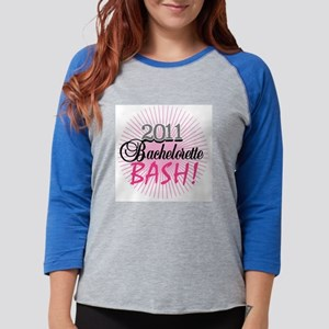 2011bashtees.png Womens Baseball Tee