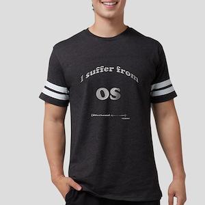 OtterhoundSyndrome2 Mens Football Shirt