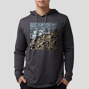 stones square Mens Hooded Shirt